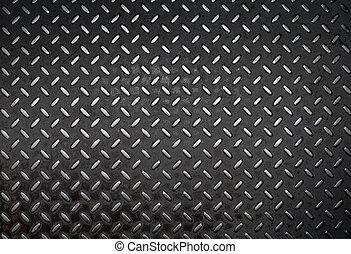 גראנג, יהלום, מתכת, רקע