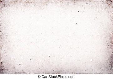 גראנג, עתיק, נייר