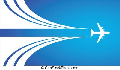 הבלט, טיסה