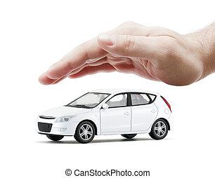 הגן על, שלך, מכונית