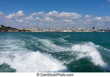 הובל, איסטנבול, הבט