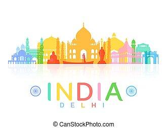 הודו, טייל, landmarks.