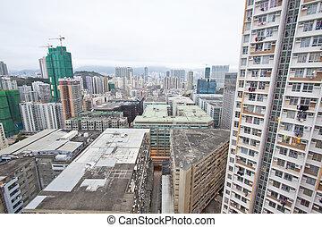 הונג קונג, מרכז העיר, ב, קאוולון, מחוז