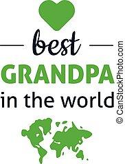 הכי טוב, עולם, grapndpa