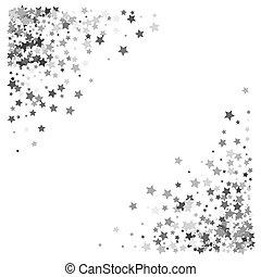 הסגר, גבול, או, כוכבים
