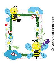 הסגר, דבורות