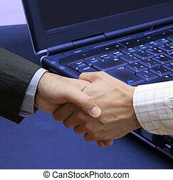 הסכם, ב, טכנולוגיה