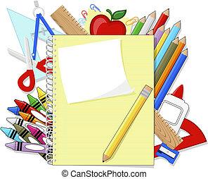 הספקות, בית ספר, חינוך