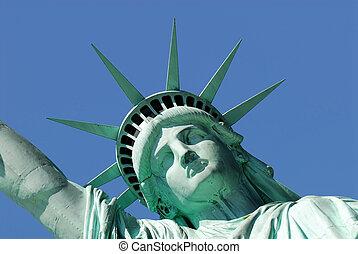 הפסל של דרור, ניו יורק