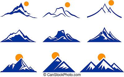הר, איקונים