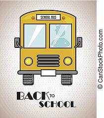 השקע, אוטובוס, בית ספר