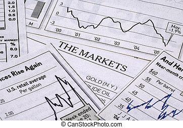 ה, שווקים