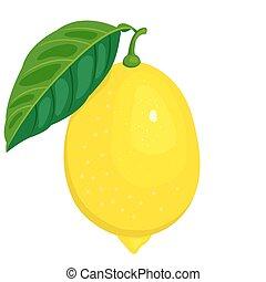 ה, lemon.