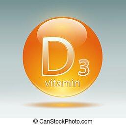 ויטמין, d3