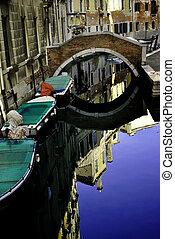 ונציה, תעלות
