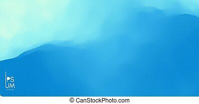 וקטור, design., כחול, surface., השקה, תקציר, דוגמה, רקע.