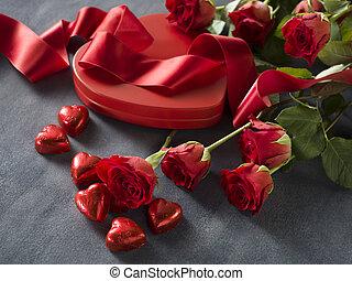 ורדים, יום של ולנטיינים, רקע, חתונה