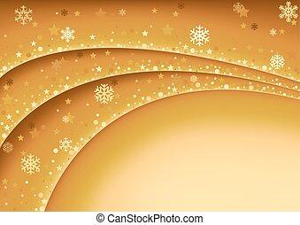 זהב, חג המולד, רקע