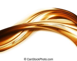 זהב של נוזל