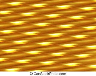 זהב, תקציר, טקסטורה, רקע