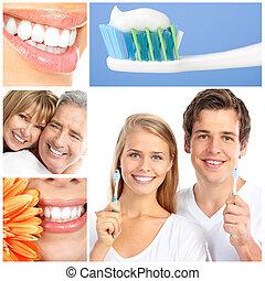 זהירות של השיניים