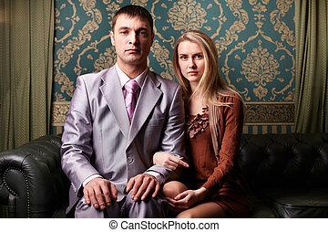 זוג צעיר