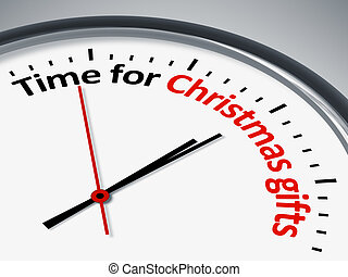 זמן, ל, מתנות של חג ההמולד