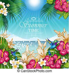 זמן, קיץ