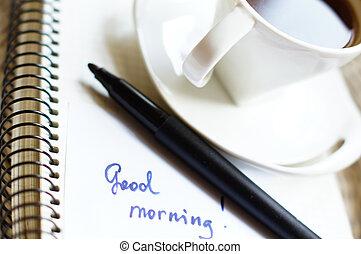 זמן של בוקר