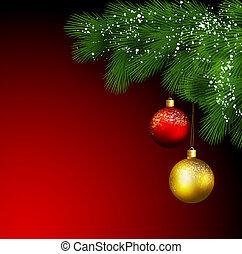 חג המולד, דש