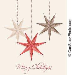 חג המולד, כוכבים