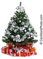חג המולד, קשט, עץ