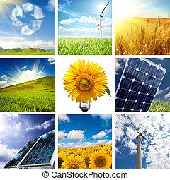 חדש, אנרגיה, קולז'