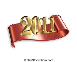 חדש, גרפי, 2011, שנה