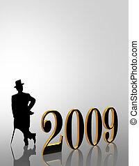 חדש, 2009, שנה