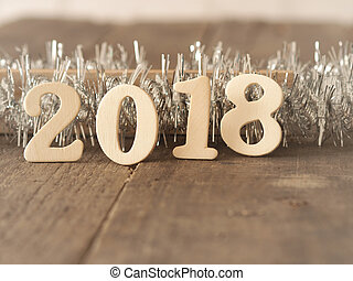 חדש, 2018, שנה