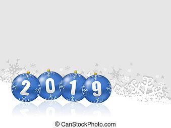 חדש, 2019, שנה