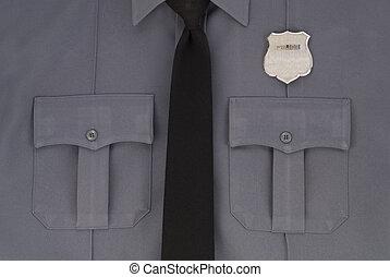 חד, משטרה אחידה