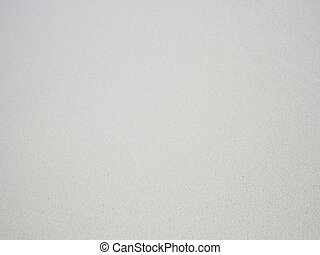 חוף לבן, חול, רקע