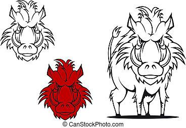חזיר בר פראי
