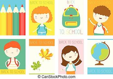 חזרה ל- בית ספר