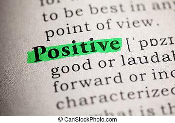 חיובי