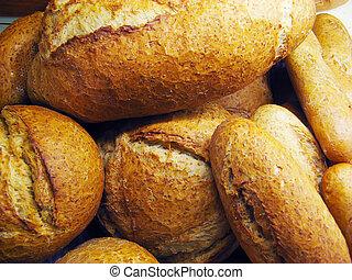 חיים, עדיין, bread