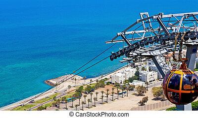 חיפה, חוף