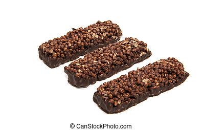 חסום, הפרד, שוקולד