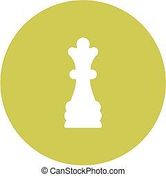 חתיכה, שחמט