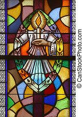טבילה, שבעה, sacraments