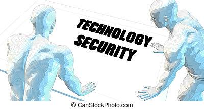טכנולוגיה, בטחון