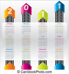 טכנולוגיה, לוח שנה, ל, 2011