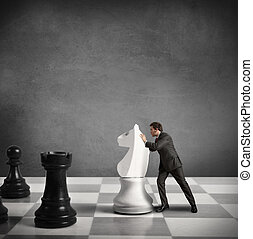 טקטיקה, אסטרטגיה של עסק